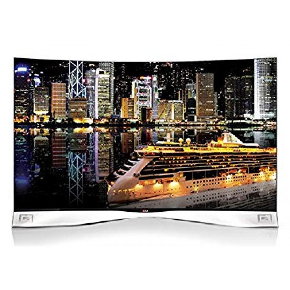 LG 55EA980V Hajlított FullHD 3D Smart OLed Outlet TV