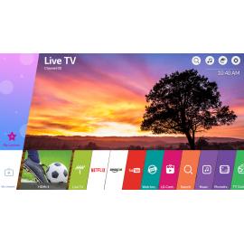LG 49SK8500PLA - 4K Ultra HD Smart Outlet Led TV