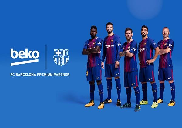 Beko Prémium FCB Termékek