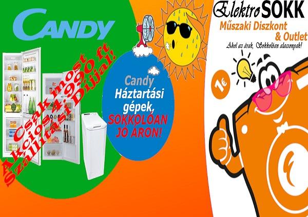 Candy Promóció