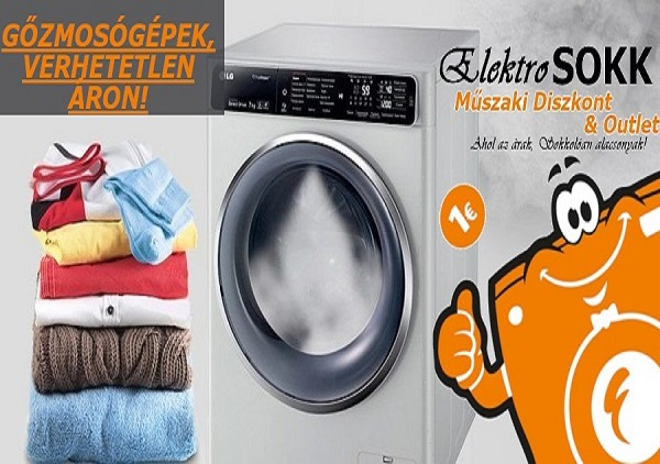 Gőz-mosógépek